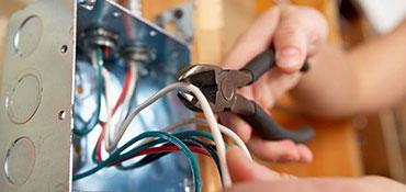 Efficient Wiring at Matthew Dixon